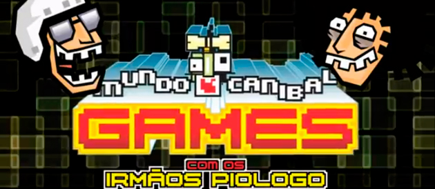 Mundo Canibal Games #19 - Churrasco de Games