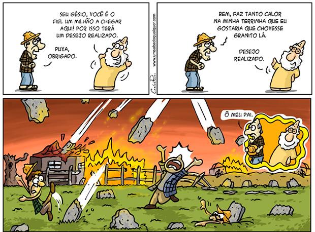 Cuidado com o português