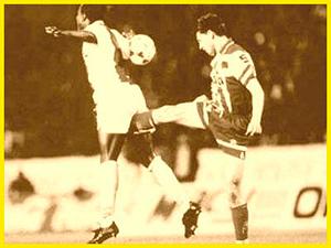 Futebol das antigas