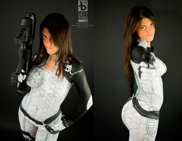 Cosplay Mass Effect 2