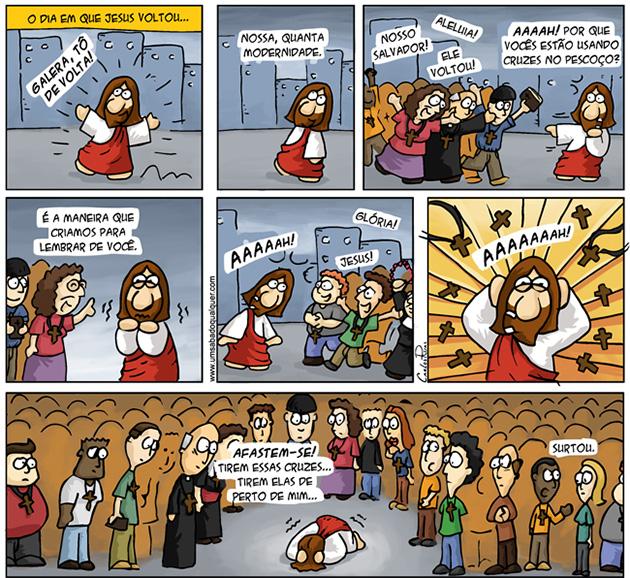 Jesus, o retorno