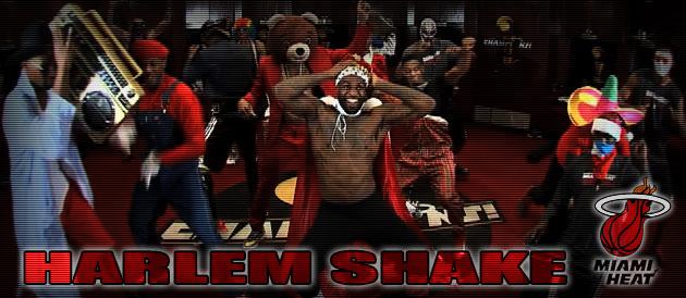 Harlem Shake Miami Heat
