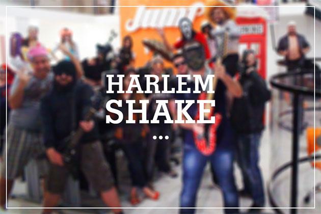 """Tudo sobre """"The Harlem Shake"""""""