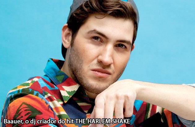 Baauer, criador do Harlem Shake
