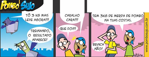 Pombo Magro