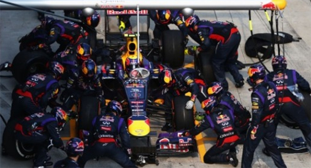 Equipe Red  Bull de Fórmula 1