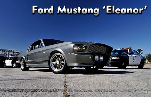 Ford Mustang 'Eleanor'