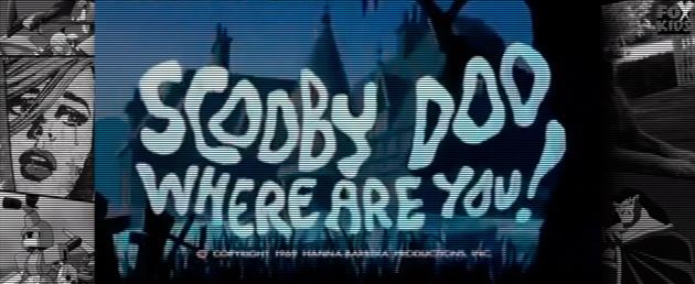 Saudades de Scooby-Doo?