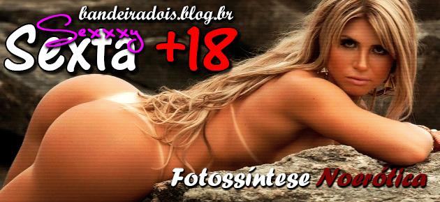 Sexta Sexxxy #106 - Fotossíntese Noerótica