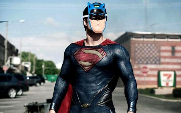 Super Man e Batman