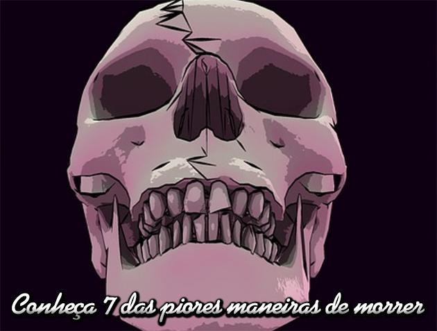 Maneiras de morrer