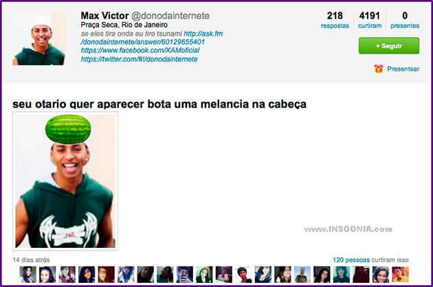 Os mais sinceros do Ask.fm #02