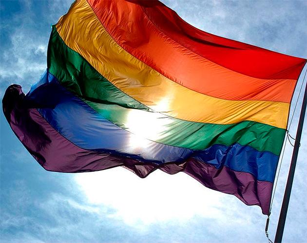 Bandeira da causa Gay