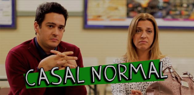 Casal normal - Porta dos Fundos