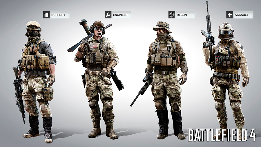 Personagens americanos