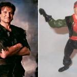 Robin Williams no filme Hook: A volta do capitão gancho