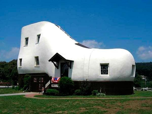 Shoe House, Pennsylvania