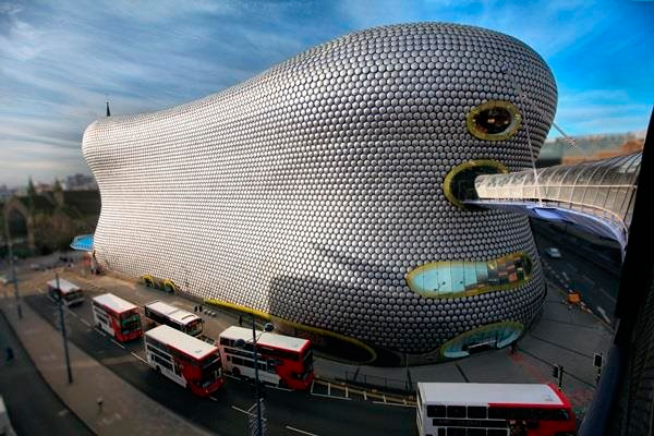 Selfridges Department Store, Birmingham