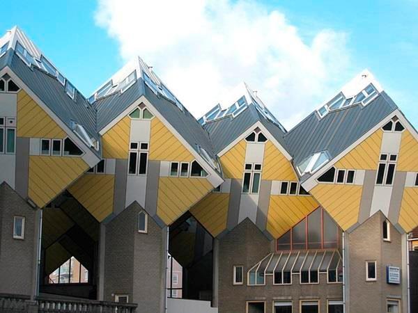 Kubuswoning, Holanda