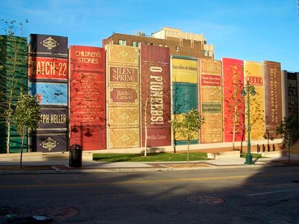 Kansas City Library, Estados Unidos