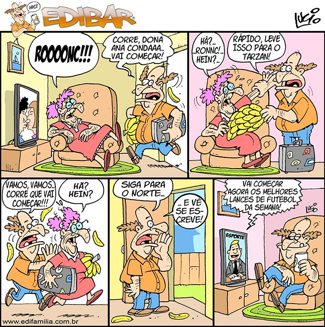 Edibar e a sogra