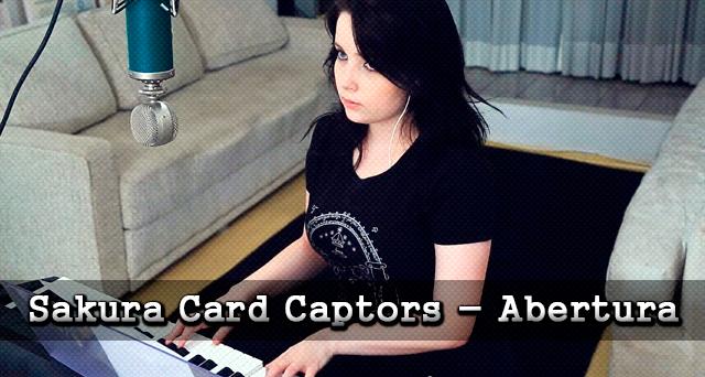 Sakura Card Captors - Abertura