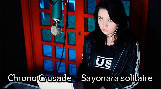 Chrono Crusade - Sayonara solitaire