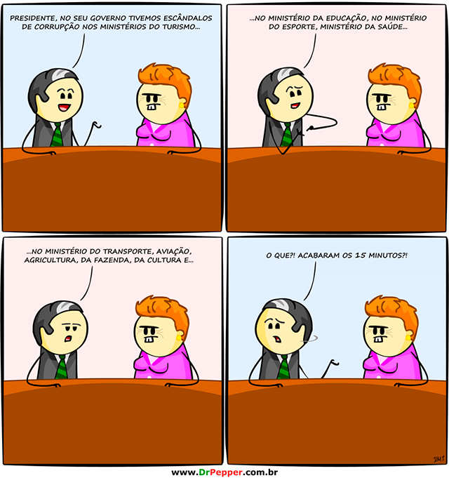 Entrevista Dilma