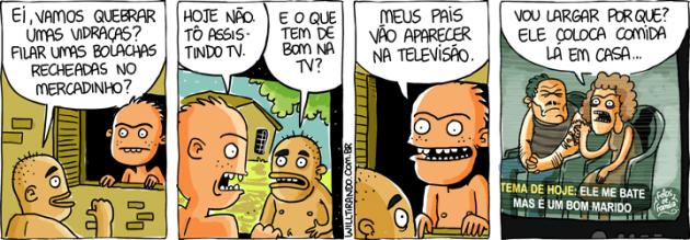 pais na tv