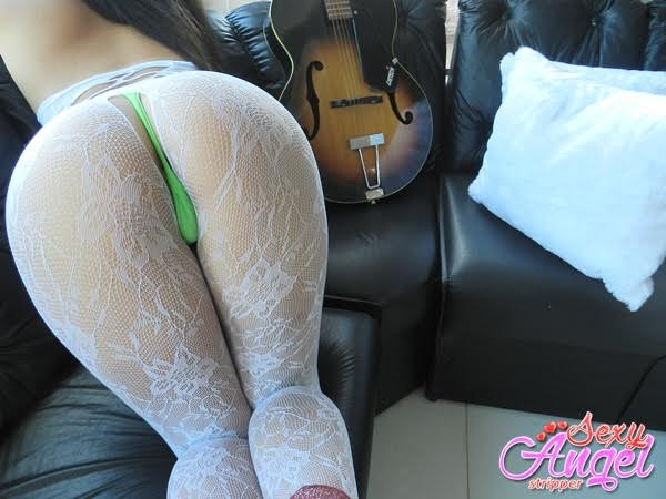 Sexy Angel Stripper