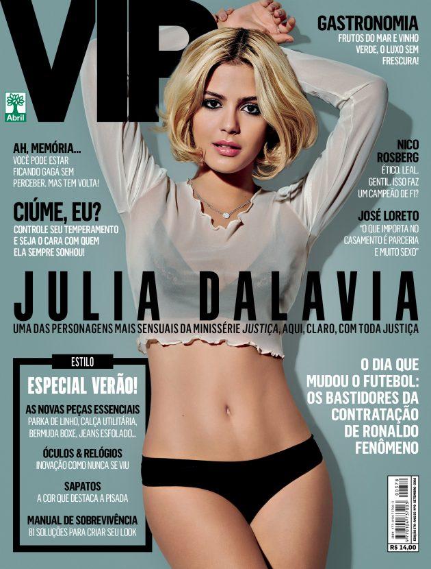 Julia Dalavia