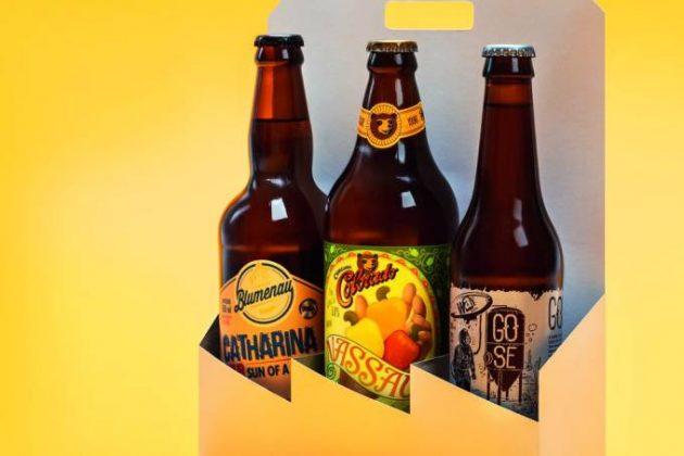 Cerveja frutadas