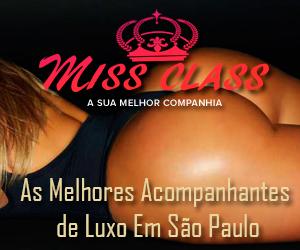 Acompanhantes São Paulo SP Miss Class
